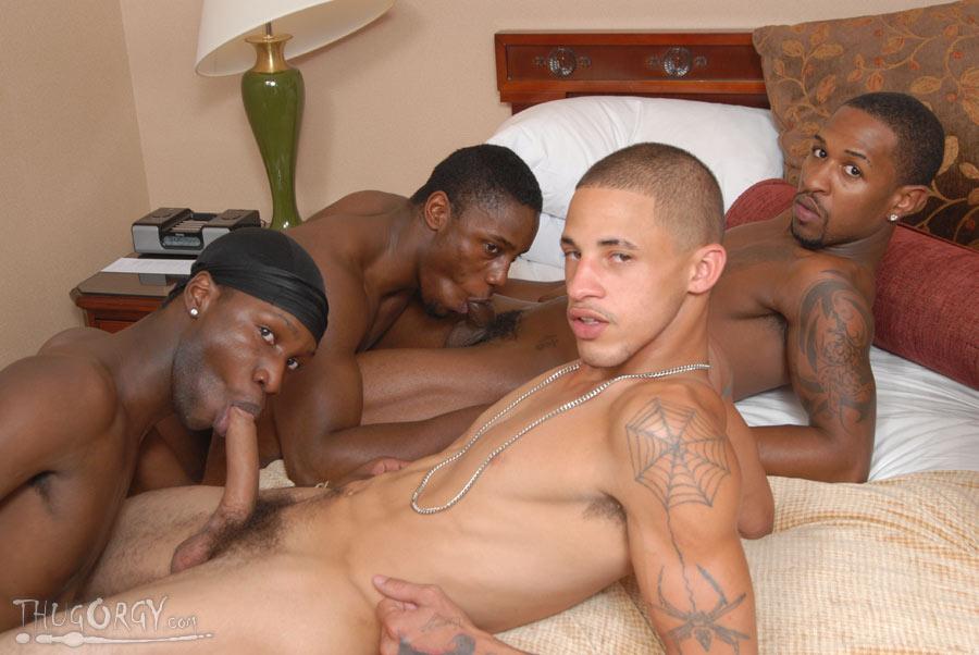 Gay black thug porn videos